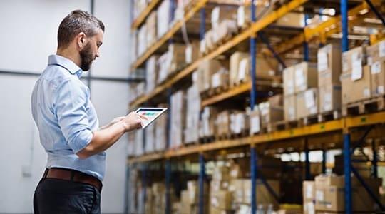оптимизация места на складе