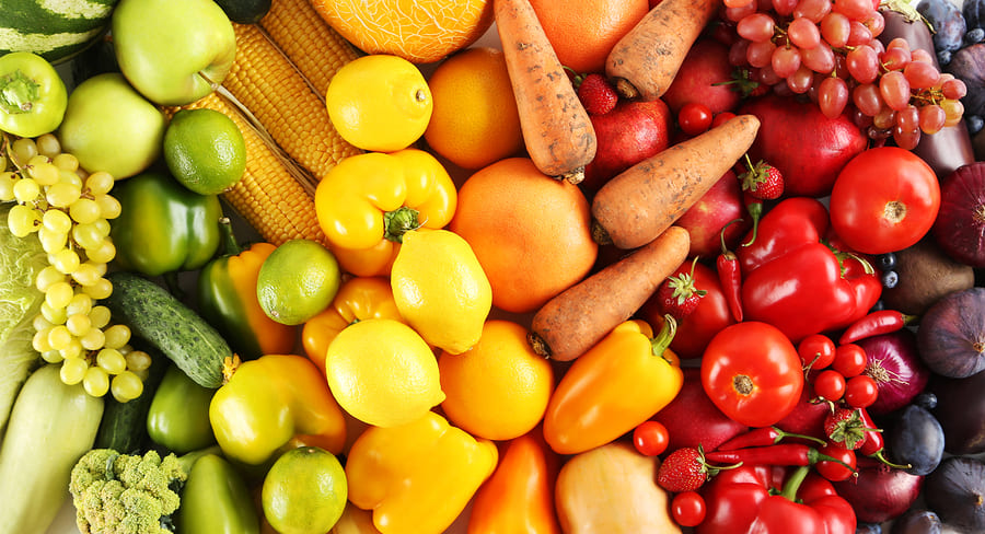 температура хранения овощей и фруктов на складе