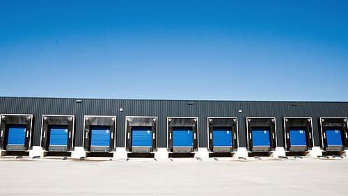 пандусы для складского помещения