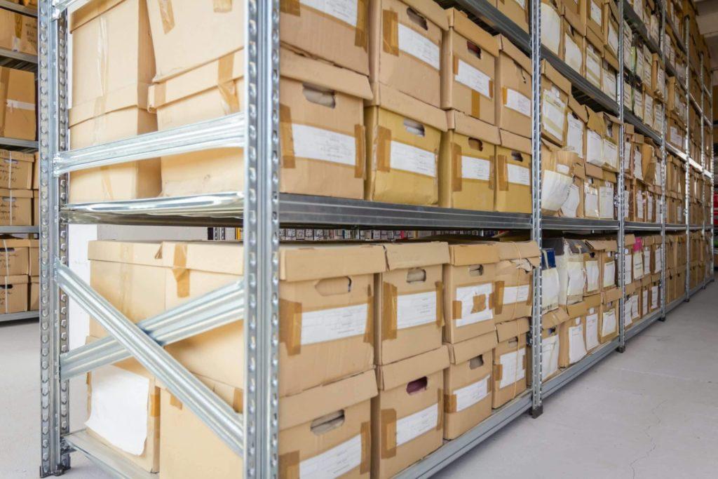 нестандартное хранение на складе