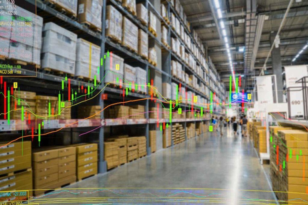 xyz анализ складского помещения