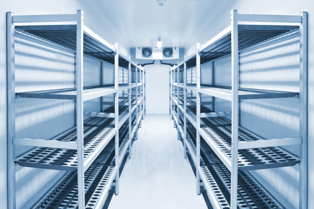 выбор холодильного склада