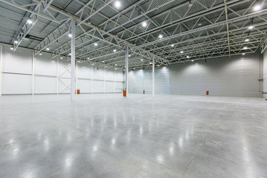 промышленные полы для склада