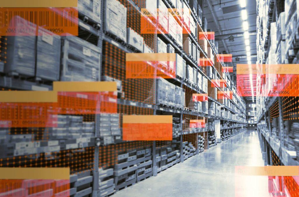 реорганизация складского помещения